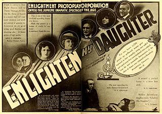<i>Enlighten Thy Daughter</i> 1917 film by Ivan Abramson