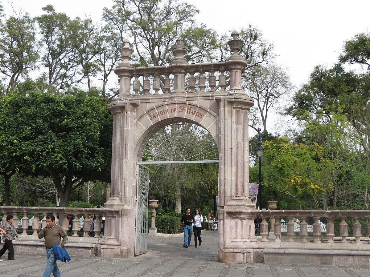 Barrio de san marcos wikipedia la enciclopedia libre for Puerta 3 de san marcos