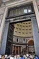 Entrance to The Pantheon, Rome, Italy (Ank Kumar) 04.jpg