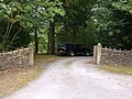 Entrance to Wydale Hall - geograph.org.uk - 1507029.jpg