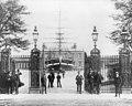 Entrance to the Royal Hospital School, Greenwich (4721312448).jpg