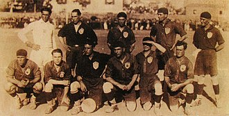 C.S. Marítimo - The team that won the Championship of Portugal (1925–26)