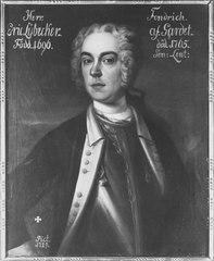 Erik Lybecker, 1698-1766