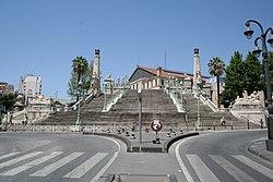 Escalier de la gare Marseille-Saint-Charles.JPG