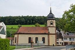 Eschau, Hobbach, Katholische Filialkirche St. Johann Baptist