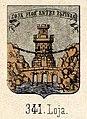 Escudo de Loja (Piferrer, 1860).jpg
