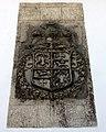 Escudo de armas no Pazo de Santa Cruz de Ribadulla - 02.jpg