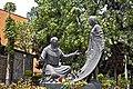Estatua San Juan Diego y Fray Juan de Zumárraga.jpg