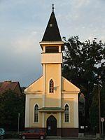 Un temple réformé en Hongrie.