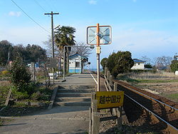 Etchū-Kokubu Station