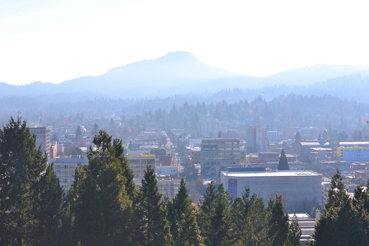 File:Eugene, Oregon.jpg - Wikimedia Commons Eugene Oregon