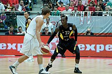 EuroBasket Qualifier Austria vs Germany, 13 August 2014 - 007.JPG