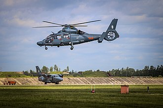 Lithuanian Armed Forces - Lithuanian Air Force helicopter