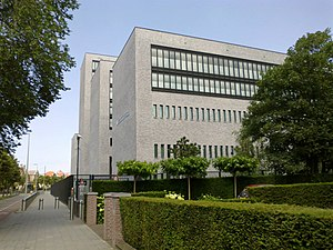 Terrorism in Europe - The seat of the European Police Office (Europol) in The Hague.