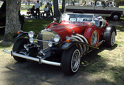 Excalibur Series II Roadster