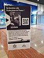"""Exposition """"QRpedia Sevran, mémoire digitale urbaine"""" du 17 au 22 septembre 2018 au Centre commercial BeauSevran 03.jpg"""