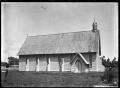 Exterior view of Rangiatea Church, 1931 ATLIB 311394.png