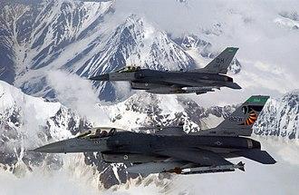 Ohio Air National Guard - 180th FW F-16Cs.