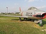 F-86 Fighter Aircraft at BAF Museum.jpg