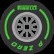 F1 tire Pirelli PZero Green 2019