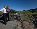 FEMA - 45029 - Disaster officials at Rocky Boy Indian Reservation in Montana.jpg