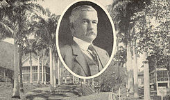 FMIB 38661 Col William C Gorgas; the Hospital Grounds, Ancon.jpeg