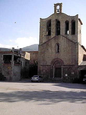 Pau, Spain - St. Martin's church