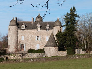 Le Bas-Ségala Commune in Occitanie, France