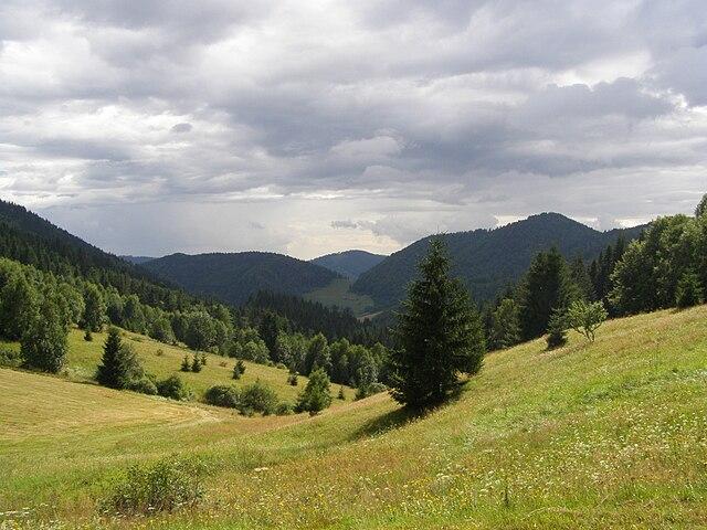 Veporské vrchy
