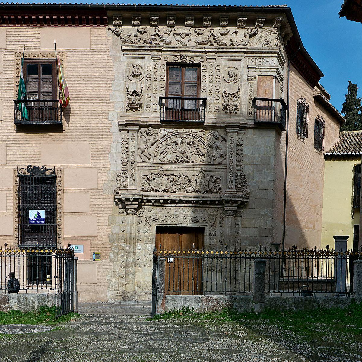 Hernando de zafra wikipedia la enciclopedia libre for Casas modernas granada