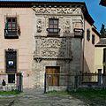 Fachada de la Casa de Castril (Granada).jpg
