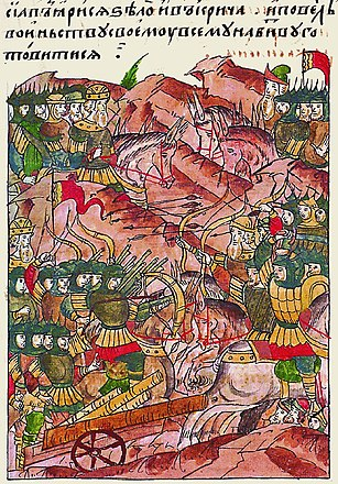 Facial Chronicle - b.11, p.421 - Battle at Vorskla.jpg