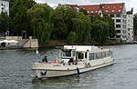 Fahrgastschiff La Belle Reederei Exclusiv Yachtcharter Berlin.JPG
