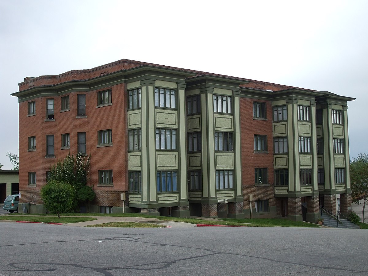 Fairview Apartments (Ogden, Utah) - Wikipedia