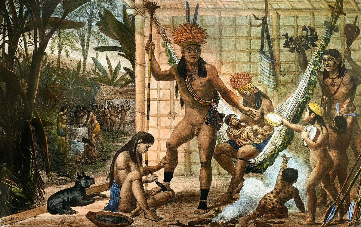 cómo funciona la mitología indígena y su cultura
