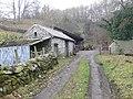 Farm beside Afon Sychdyn, near Melin-y-Coed - geograph.org.uk - 1802014.jpg