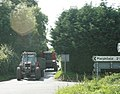 Farm vehicles arriving to collect the harvest - geograph.org.uk - 1451239.jpg