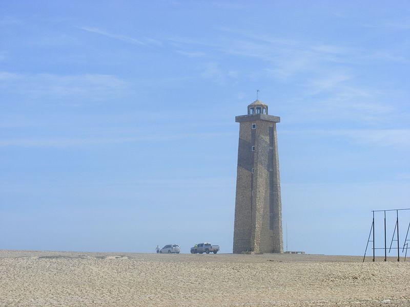 File faro en el cabo san rom n estado falc n jpg wikimedia commons - Cabo san roman ...
