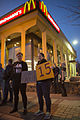 Fast food workers on strike for higher minimum wage and better benefits (26399951576).jpg