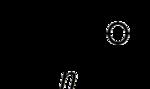 Allgemeine Strukturformel der Bestandteile von Policosanol