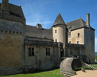 Sainte-Mondane Commune in Nouvelle-Aquitaine, France