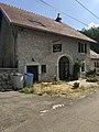 Ferme-auberge La Bergerie à Crenans (Jura, France).JPG