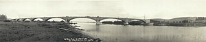 Fernbridge (bridge) - Fernbridge Bridge circa 1912.