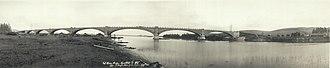Fernbridge (bridge) - Fernbridge Bridge circa 1912.