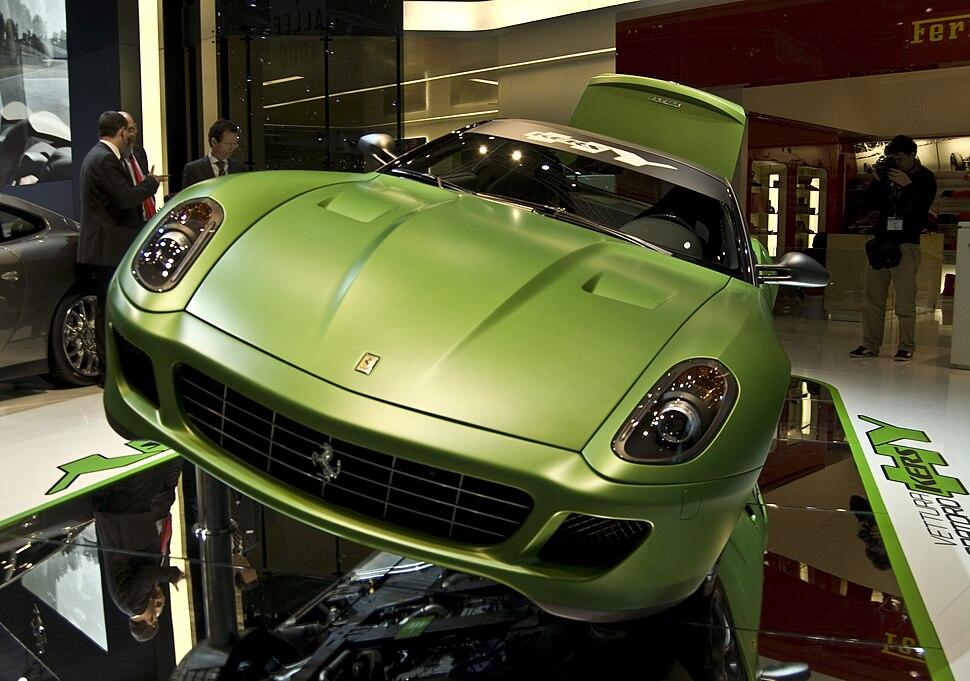 Ferrari 599 HY KERS