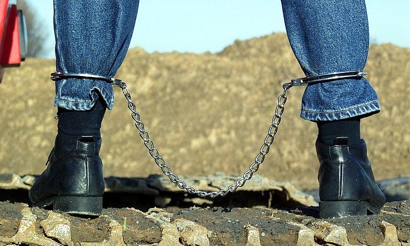 800px Fetters   leg irons   photomodel Ina