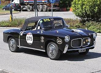 Fiat 1100 - 1955 Fiat 1100 TV Trasformabile