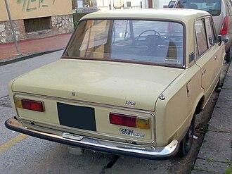 Fiat 124 - Fiat 124 Special 1400