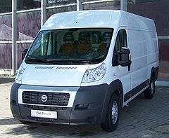Fiat Ducato III przed face liftingiem