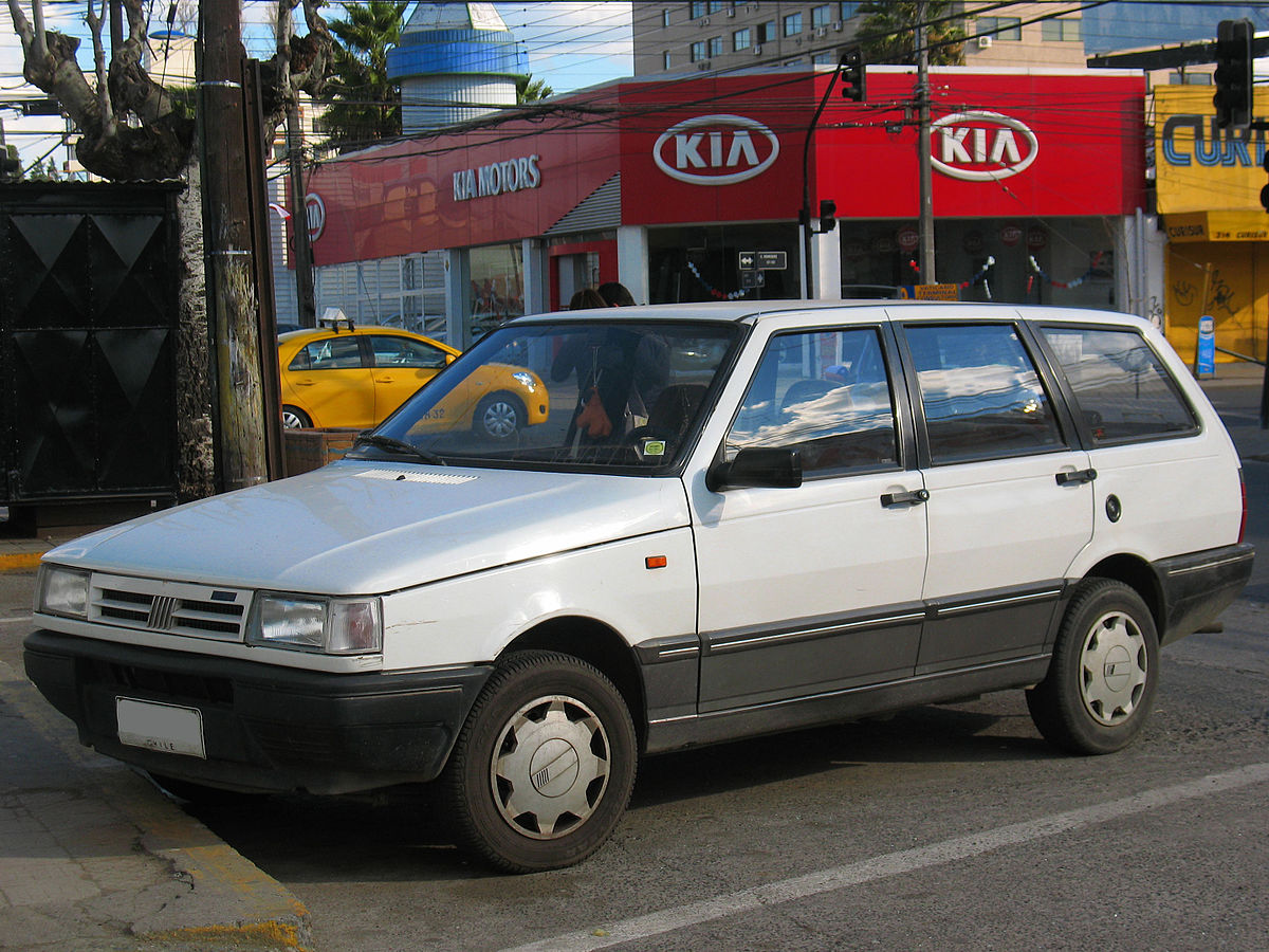 Volkswagen Of America >> Fiat Elba – Wikipédia, a enciclopédia livre